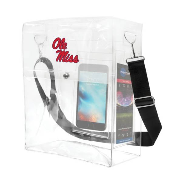 Little Earth Ole Miss Rebels Ticket Satchel product image