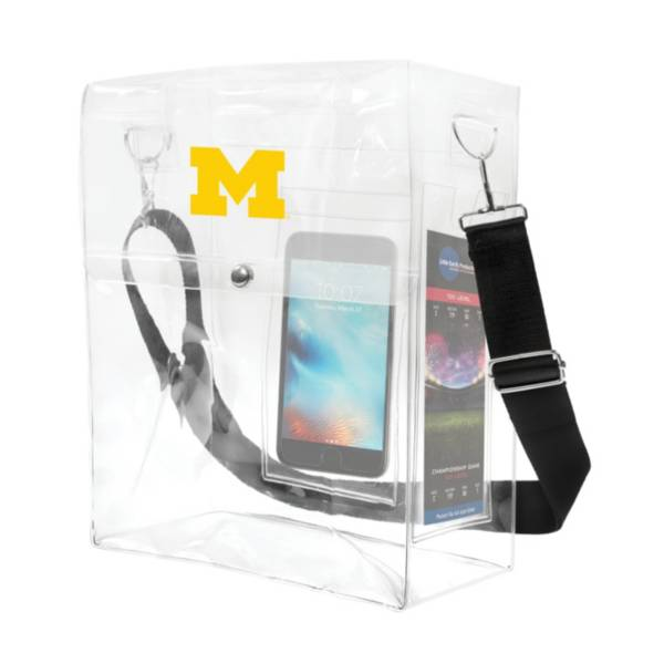 Little Earth Michigan Wolverines Ticket Satchel product image