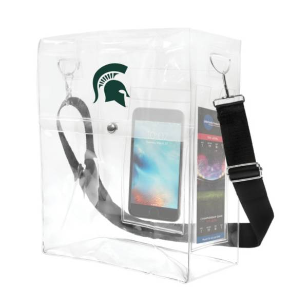 Little Earth Michigan State Spartans Ticket Satchel product image