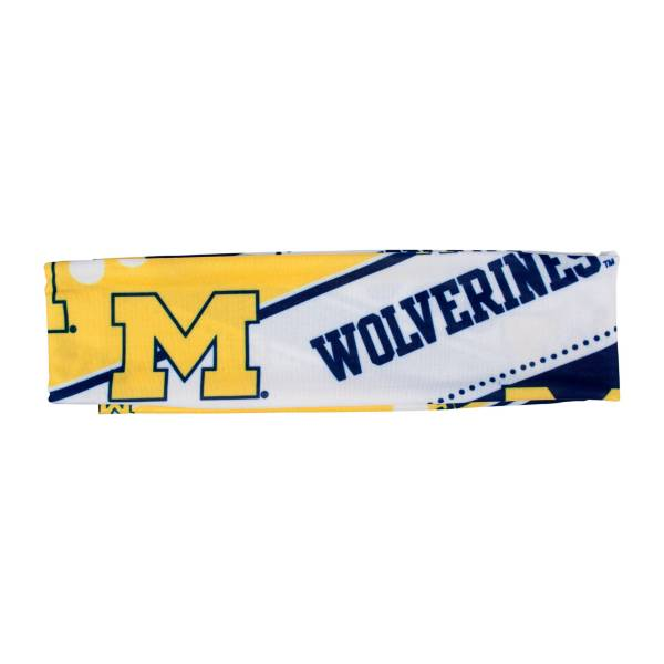 Little Earth Michigan Wolverines Stretch Headband product image