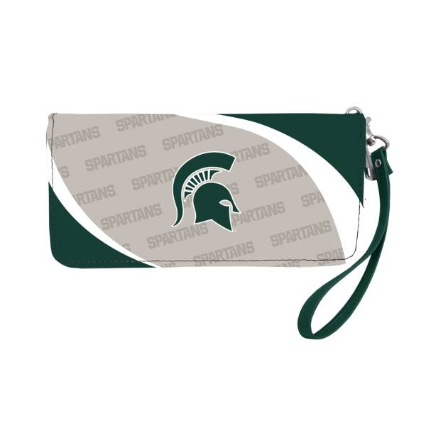 Little Earth Michigan State Spartans Zip Organizer Wallet product image