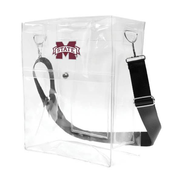 Little Earth Mississippi State Bulldogs Ticket Satchel product image