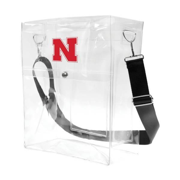Little Earth Nebraska Cornhuskers Ticket Satchel product image