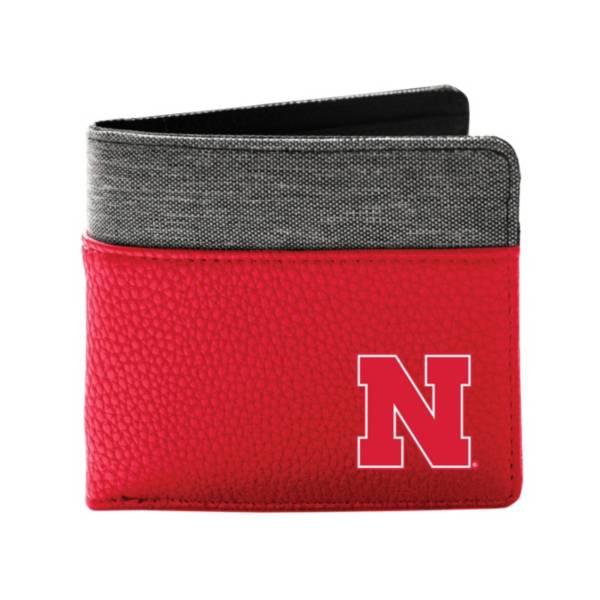 Little Earth Nebraska Cornhuskers Pebble Bi-fold Wallet product image