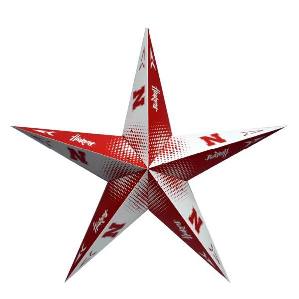Little Earth Nebraska Cornhuskers Star Lantern product image