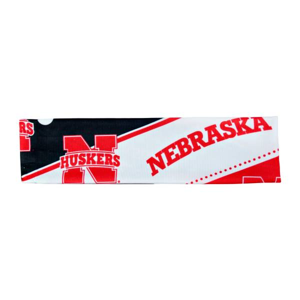 Little Earth Nebraska Cornhuskers Stretch Headband product image
