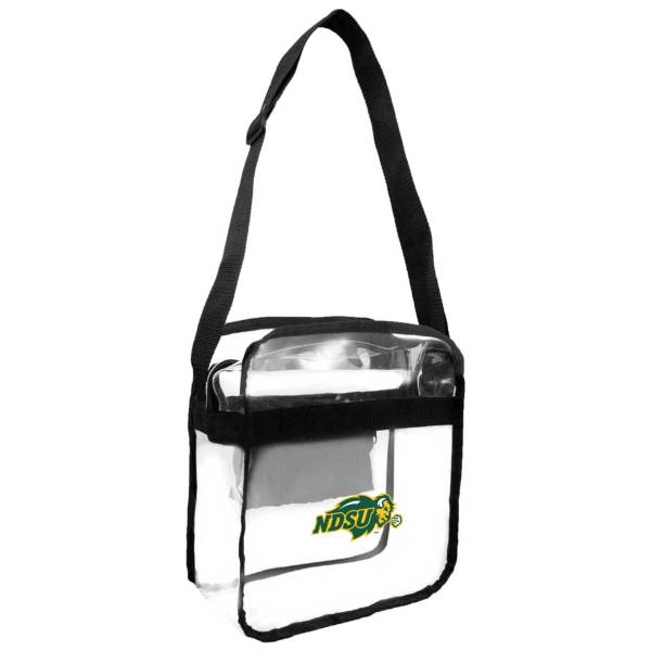 Little Earth North Dakota State Bison Clear Carryall Crossbody product image