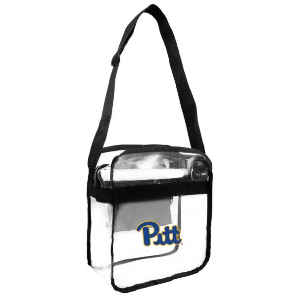 Little Earth Pitt Panthers Clear Carryall Crossbody product image