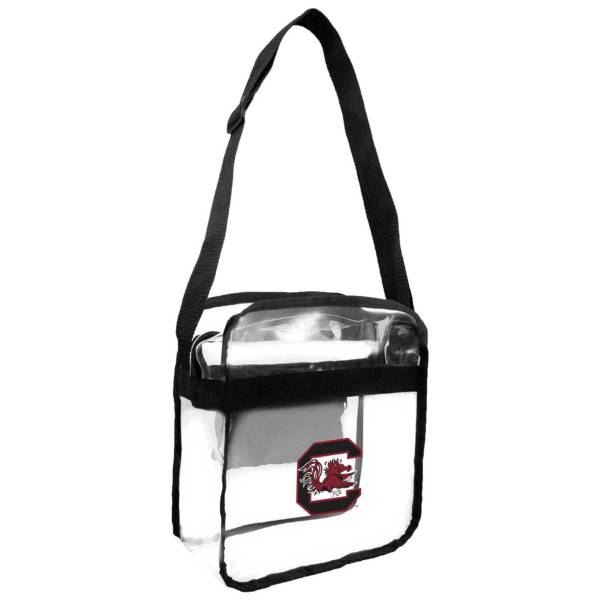 Little Earth South Carolina Gamecocks Clear Carryall Crossbody product image