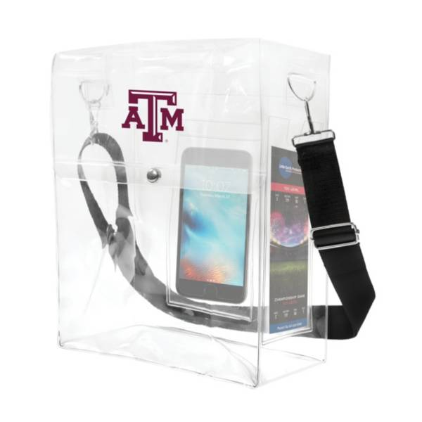 Little Earth Texas A&M Aggies Ticket Satchel product image