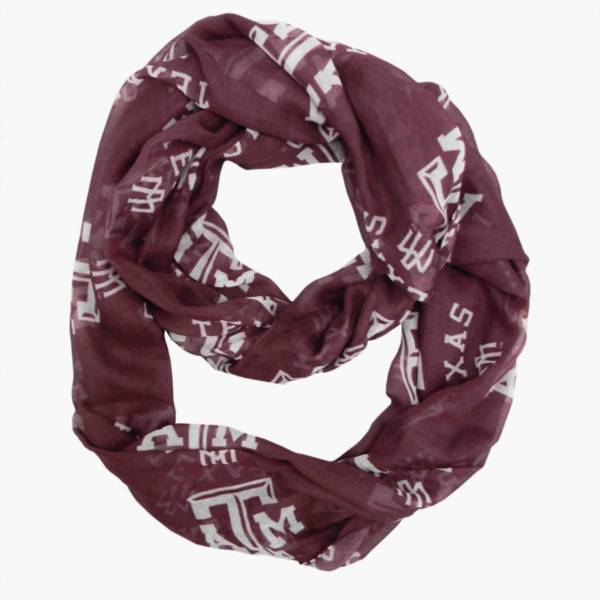 Little Earth Texas A&M Aggies Infinity Scarf product image