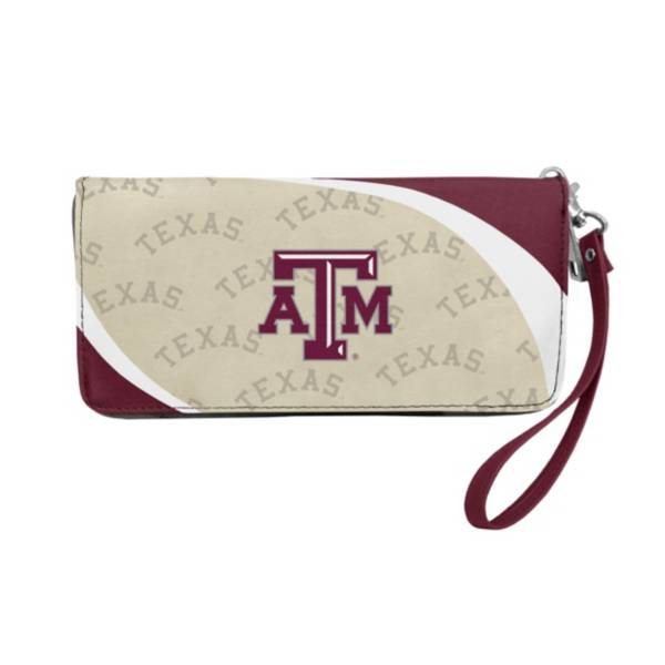 Little Earth Texas A&M Aggies Zip Organizer Wallet product image