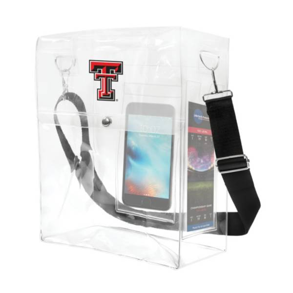 Little Earth Texas Tech Red Raiders Ticket Satchel product image