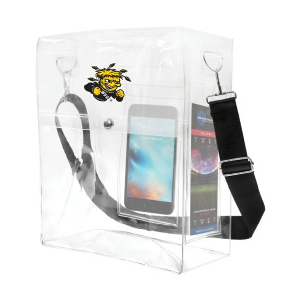 Little Earth Wichita State Shockers Ticket Satchel product image