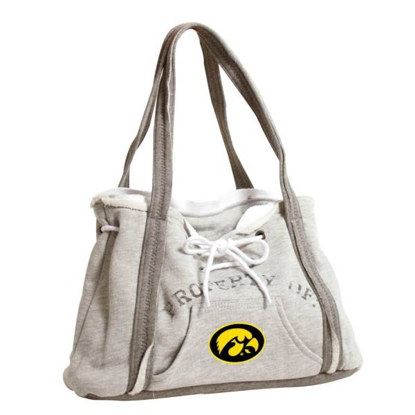 Little Earth Iowa Hawkeyes Hoodie Purse product image