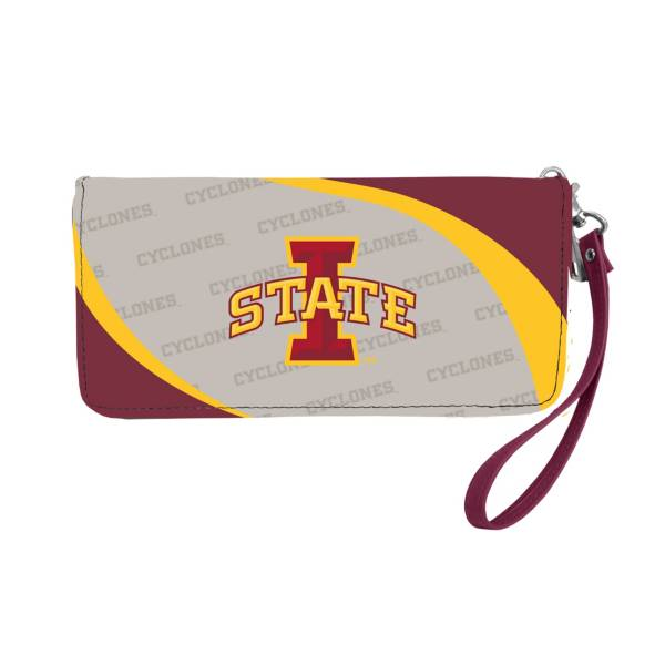 Little Earth Iowa State Cyclones Zip Organizer Wallet product image