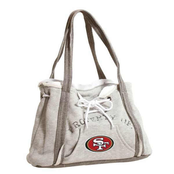 Little Earth San Francisco 49ers Hoodie Purse product image