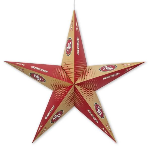 Little Earth San Francisco 49ers Star Lantern product image