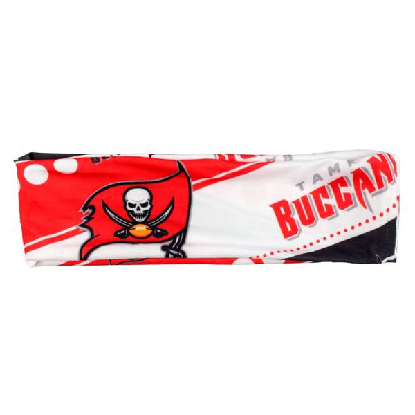 Little Earth Tampa Bay Buccaneers Stretch Headband product image