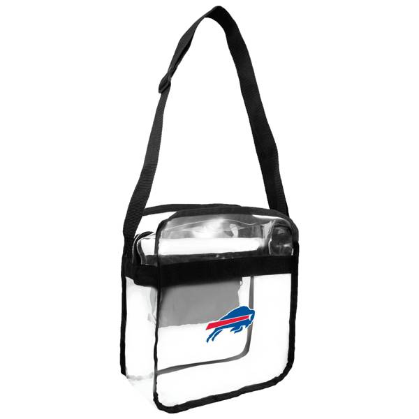 Little Earth Buffalo Bills Clear Carryall Crossbody product image