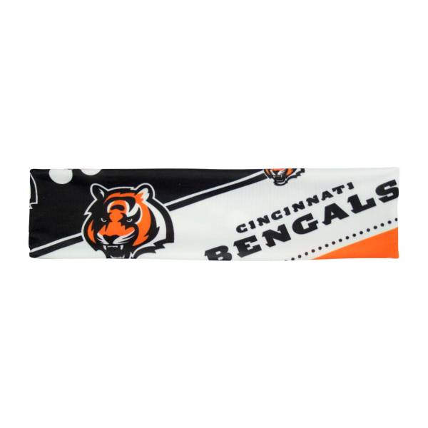 Little Earth Cincinnati Bengals Stretch Headband product image