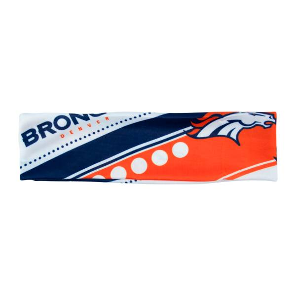 Little Earth Denver Broncos Stretch Headband product image