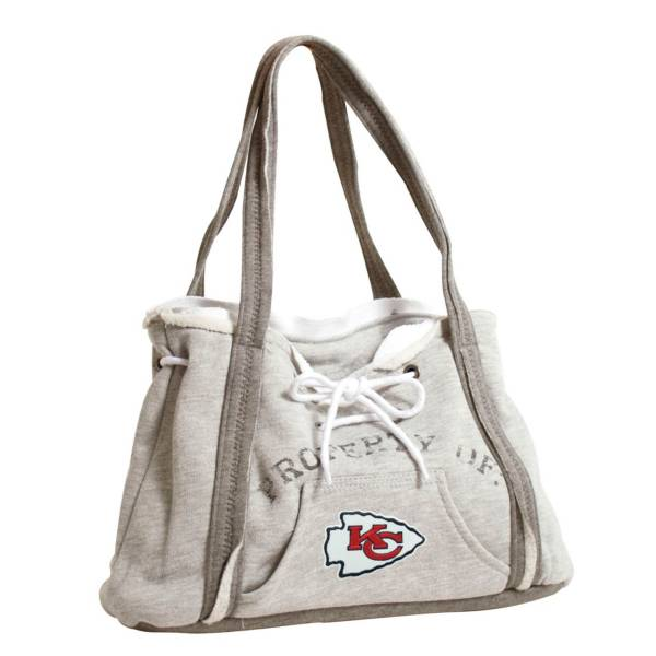 Little Earth Kansas City Chiefs Hoodie Purse product image