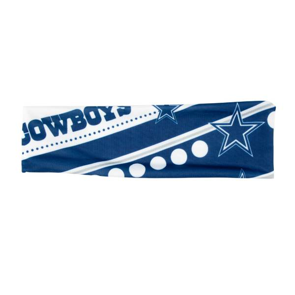 Little Earth Dallas Cowboys Stretch Headband product image