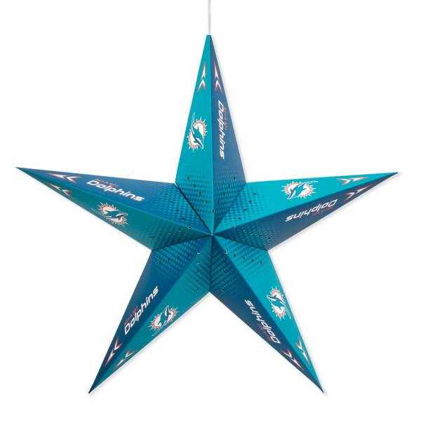 Little Earth Miami Dolphins Star Lantern product image