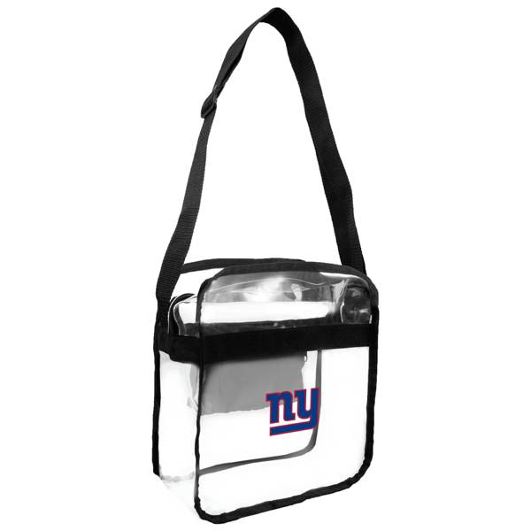 Little Earth New York Giants Clear Carryall Crossbody product image