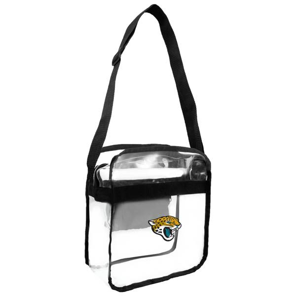 Little Earth Jacksonville Jaguars Clear Carryall Crossbody product image