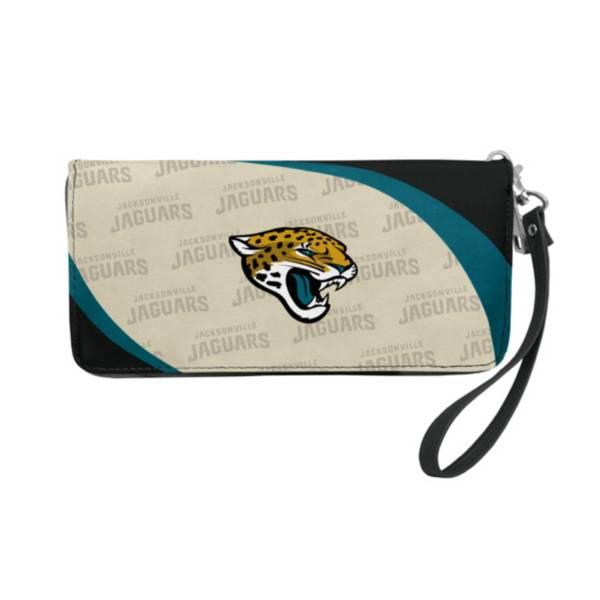 Little Earth Jacksonville Jaguars Zip Organizer Wallet product image