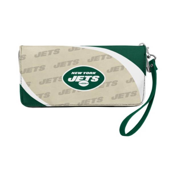 Little Earth New York Jets Zip Organizer Wallet product image