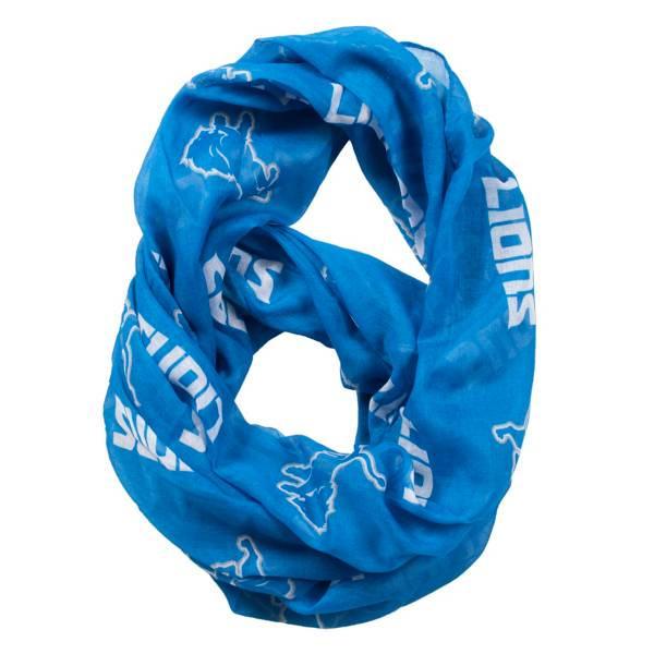 Little Earth Detroit Lions Infinity Scarf product image