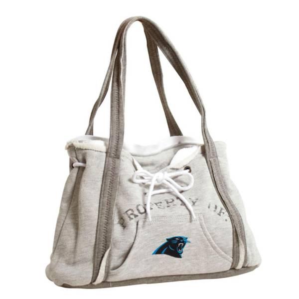 Little Earth Carolina Panthers Hoodie Purse product image