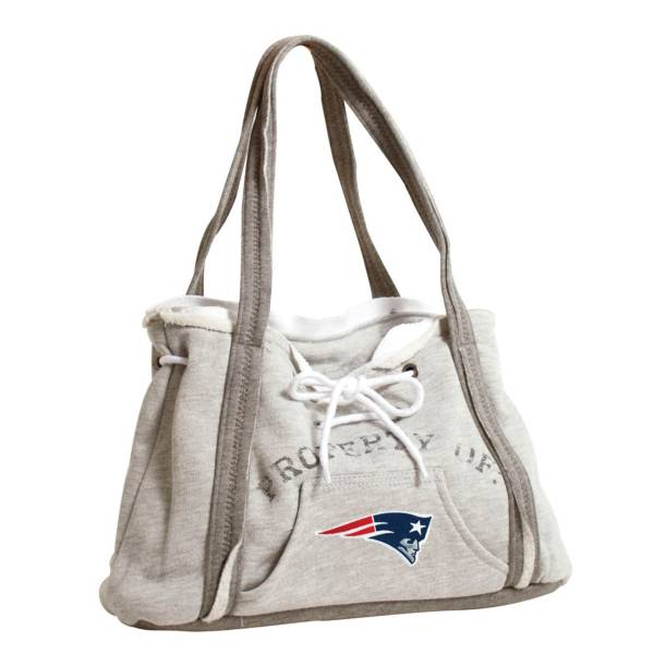 Little Earth New England Patriots Hoodie Purse product image