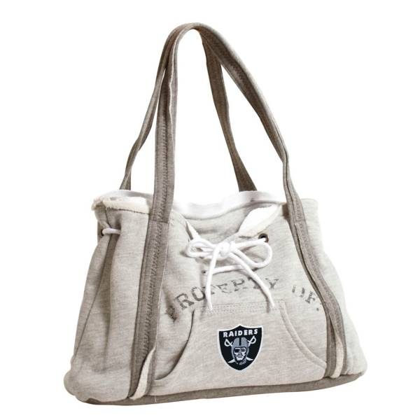 Little Earth Las Vegas Raiders Hoodie Purse product image
