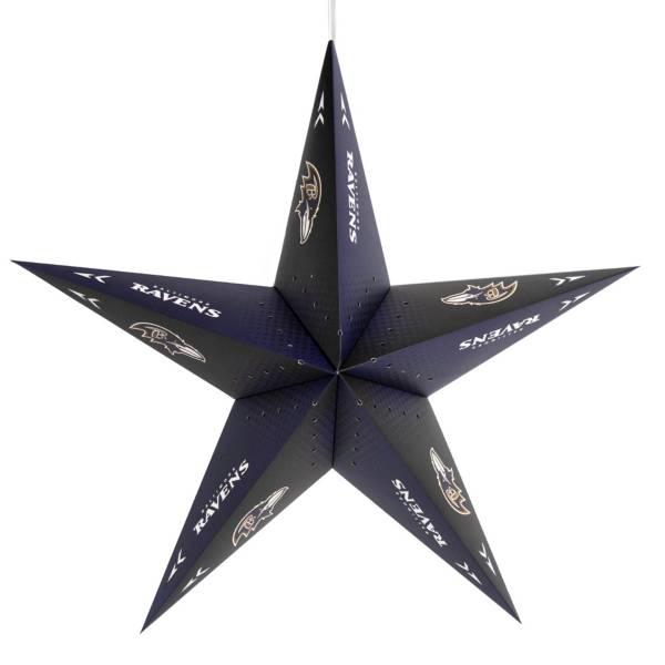 Little Earth Baltimore Ravens Star Lantern product image