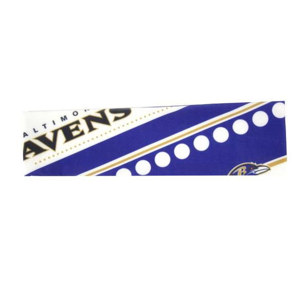 Little Earth Baltimore Ravens Stretch Headband product image