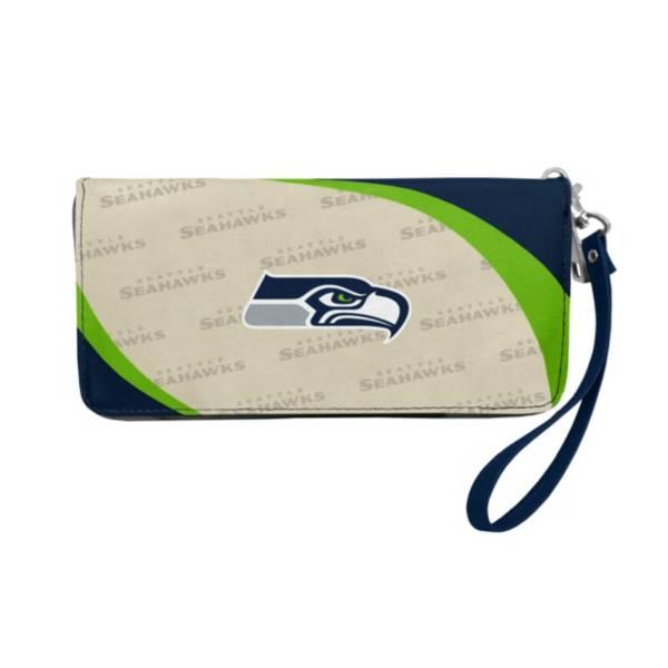 Little Earth Seattle Seahawks Zip Organizer Wallet product image
