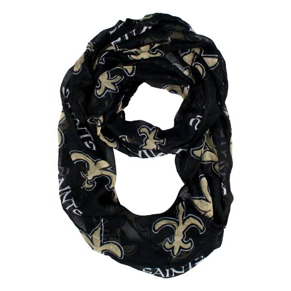 Little Earth New Orleans Saints Infinity Scarf product image