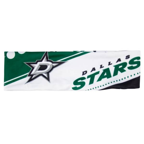 Little Earth Dallas Stars Stretch Headband product image