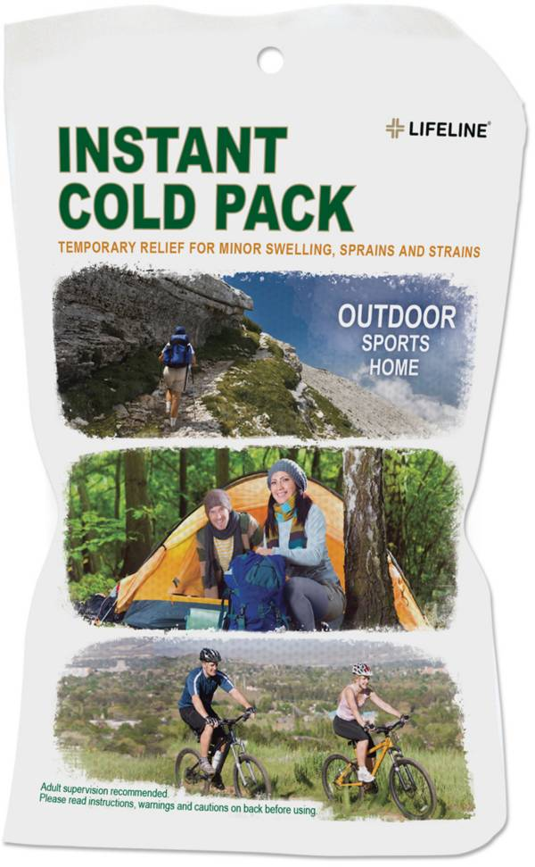 Lifeline First Aid Small Instant Cold Pack product image
