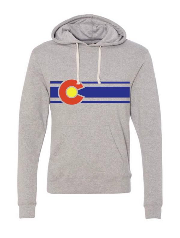 Colorado Limited Men's Flag Hoodie product image