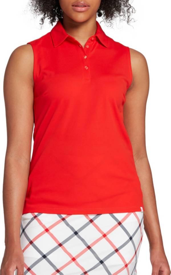 Lady Hagen Women's Core Pique Sleeveless Golf Polo product image