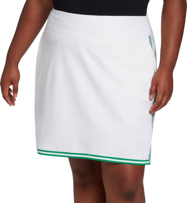 Lady Hagen Women's Ribbed Golf Skort – Extended Sizes product image