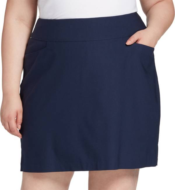 Lady Hagen Women's Solid Core Golf Skort – Extended Sizes product image