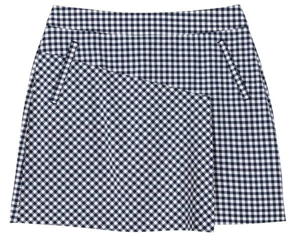 Lady Hagen Women's USA Plaid Print Golf Skort product image
