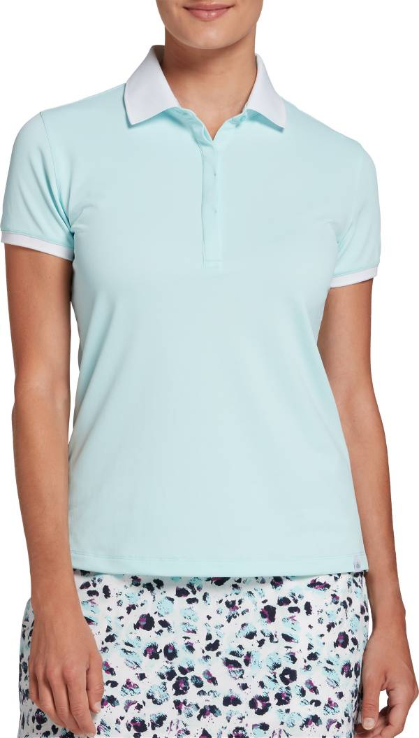 Lady Hagen Women's Sea Ribbed Golf Polo product image