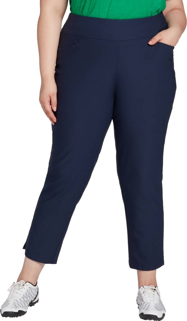 Lady Hagen Women's Tummy Control Golf Pants – Extended Sizes product image
